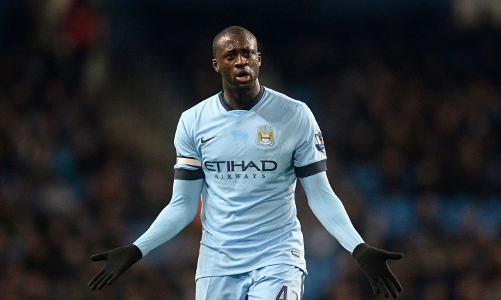 Yaya Touré turns 32 on 13 May and if last year is anything to go by, he will be expecting a cake